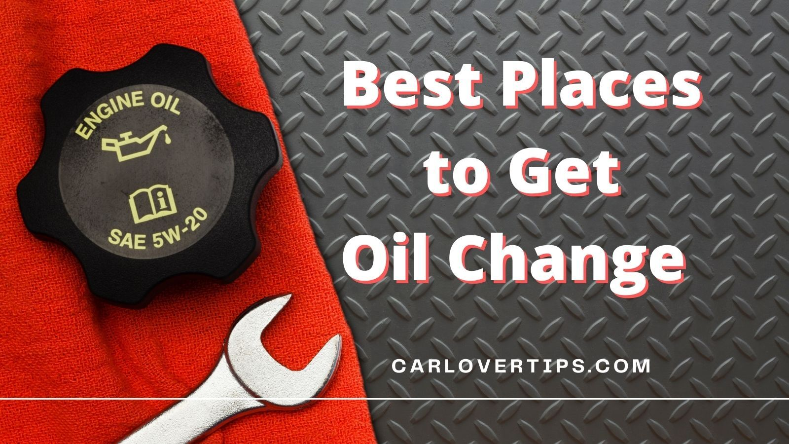 Best Places to Get an Oil Change