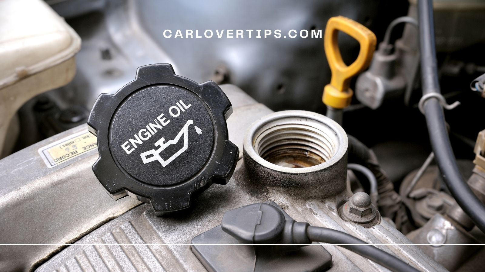 Change Engine Oil Between 5000 and 7000 Miles Car Lover Tips