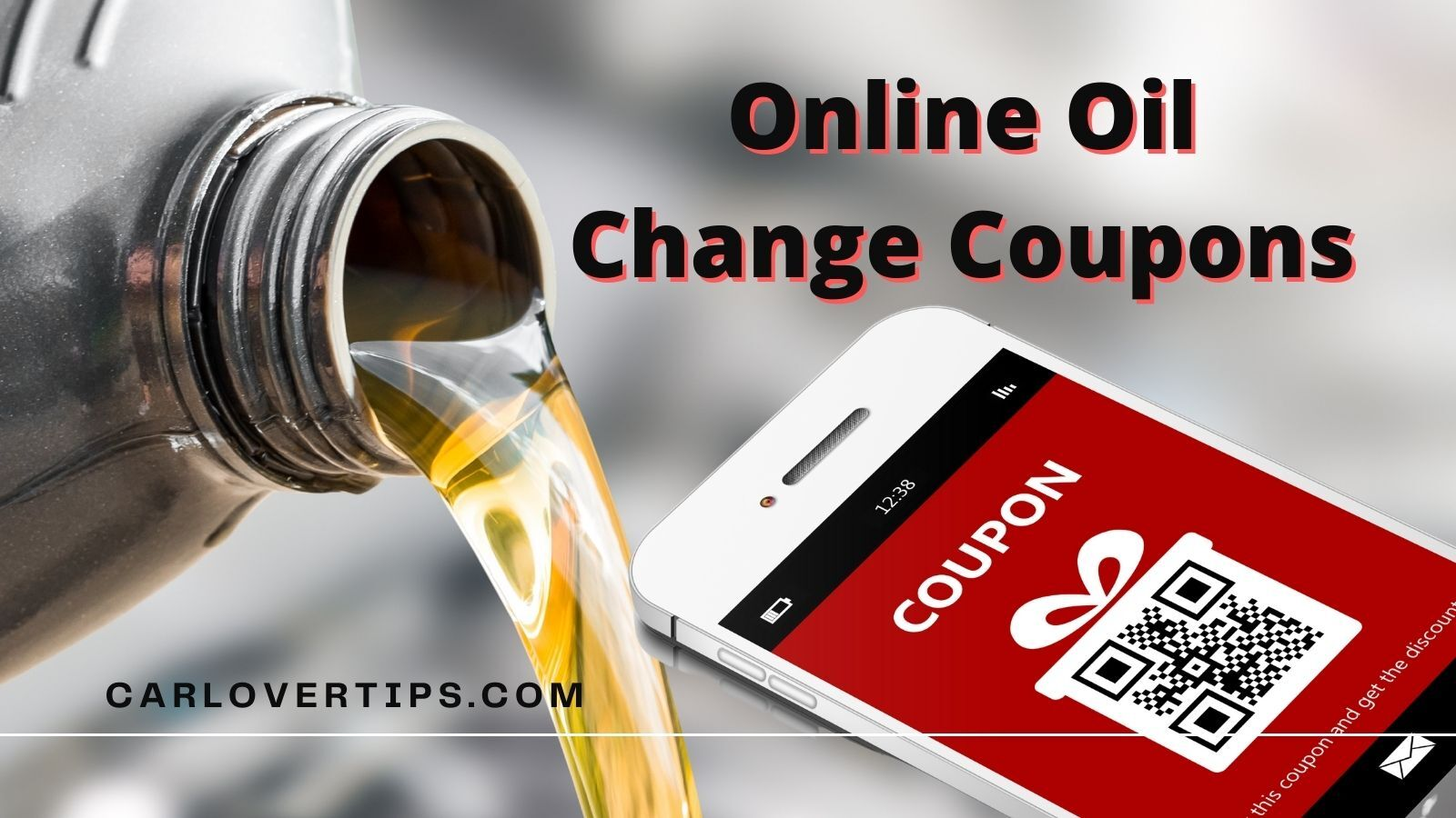 Online Oil Change Coupons