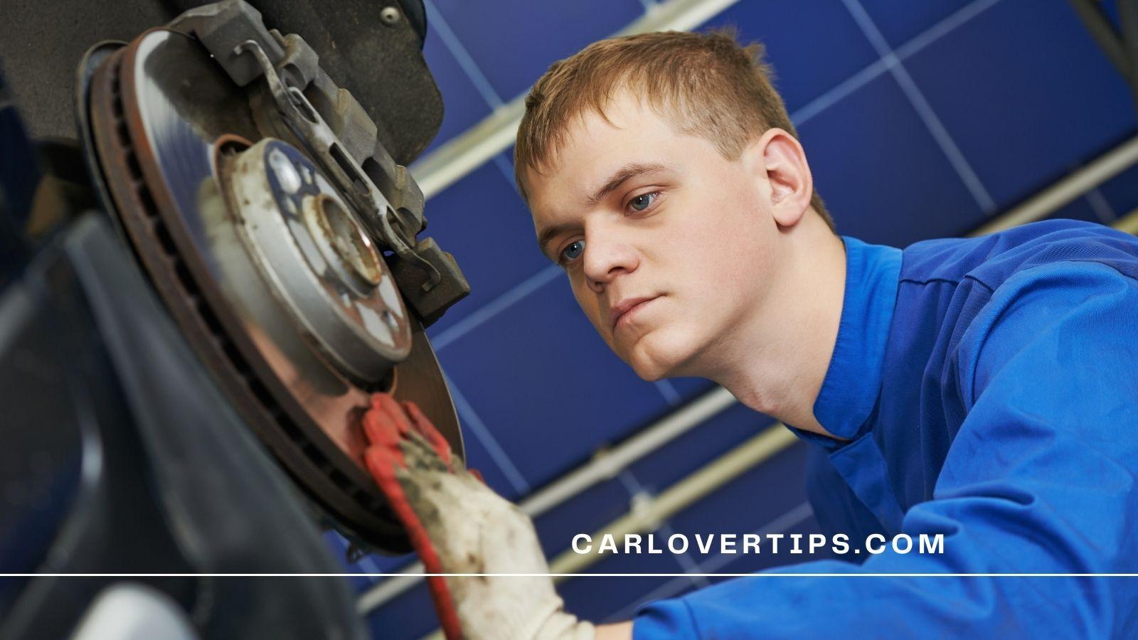 Perform Brake Inspection - Car Lover Tips
