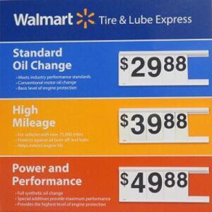 Walmart-Oil-Change-Prices