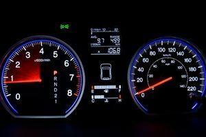 Carefully Clean the Dash Gauges