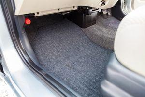 Easy Way To Clean Floor Mats