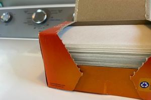 Freshen Your Car By Using Dryer Sheets