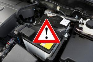 How Dangerous Is A Car Battery