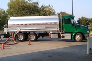 If You See a Tanker Do Not Fill Up