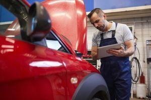 Inspect Your Car on a Regular Basis