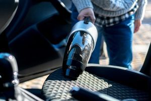 Keep Your Car Clean With a Portable Car Vacuum
