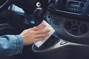 Keep a Tissue Box in the Car