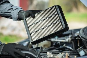 Make Sure Your Air Filter Is Clean