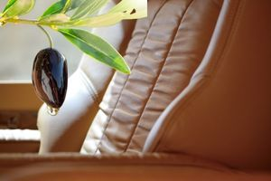 Olive Oil Will Shine Up Your Leather Car Seats