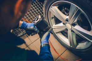 Rotate and Balance Your Tires
