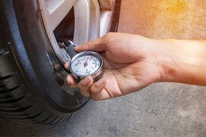 Tire Pressure Should Be Checked Regularly