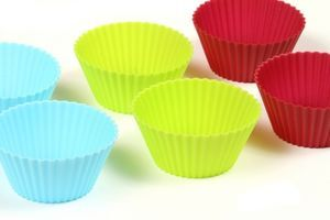 Use Silicone Cupcake Wrappers to Keep Your Cup Holders Clean